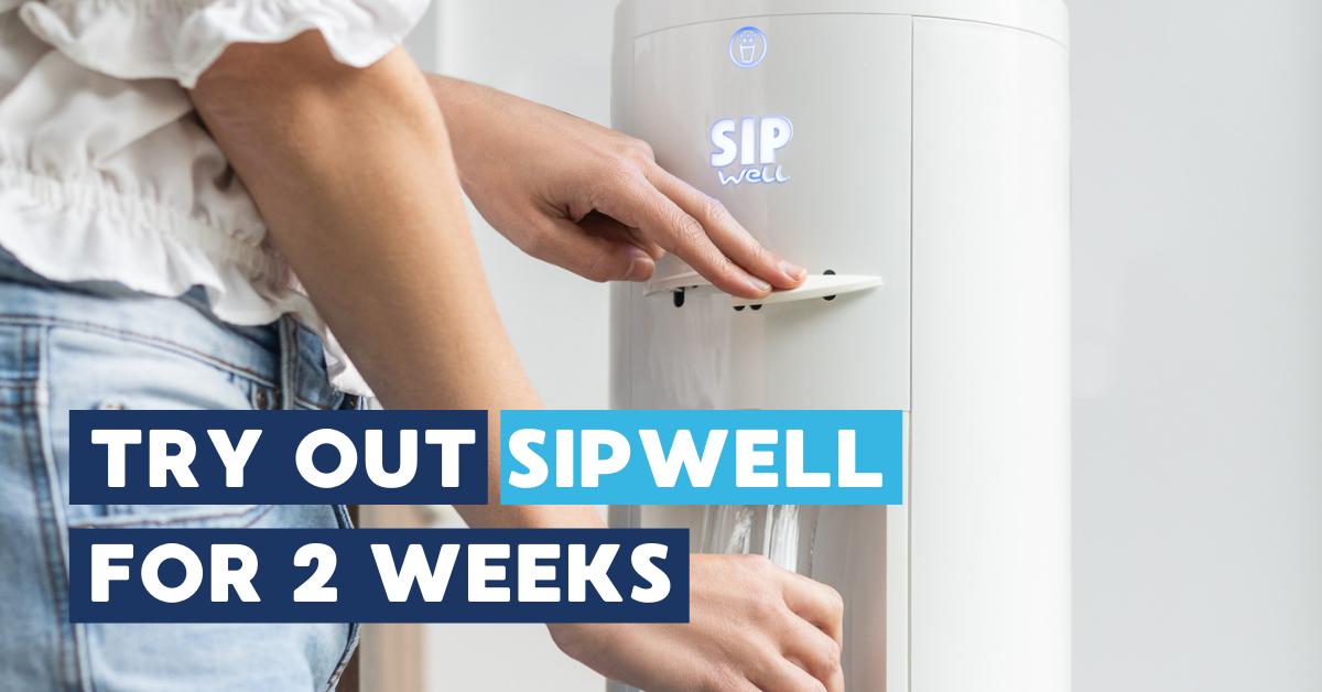 Ongezien: Test nu een SipWell waterkoeler uit voor 2 weken!